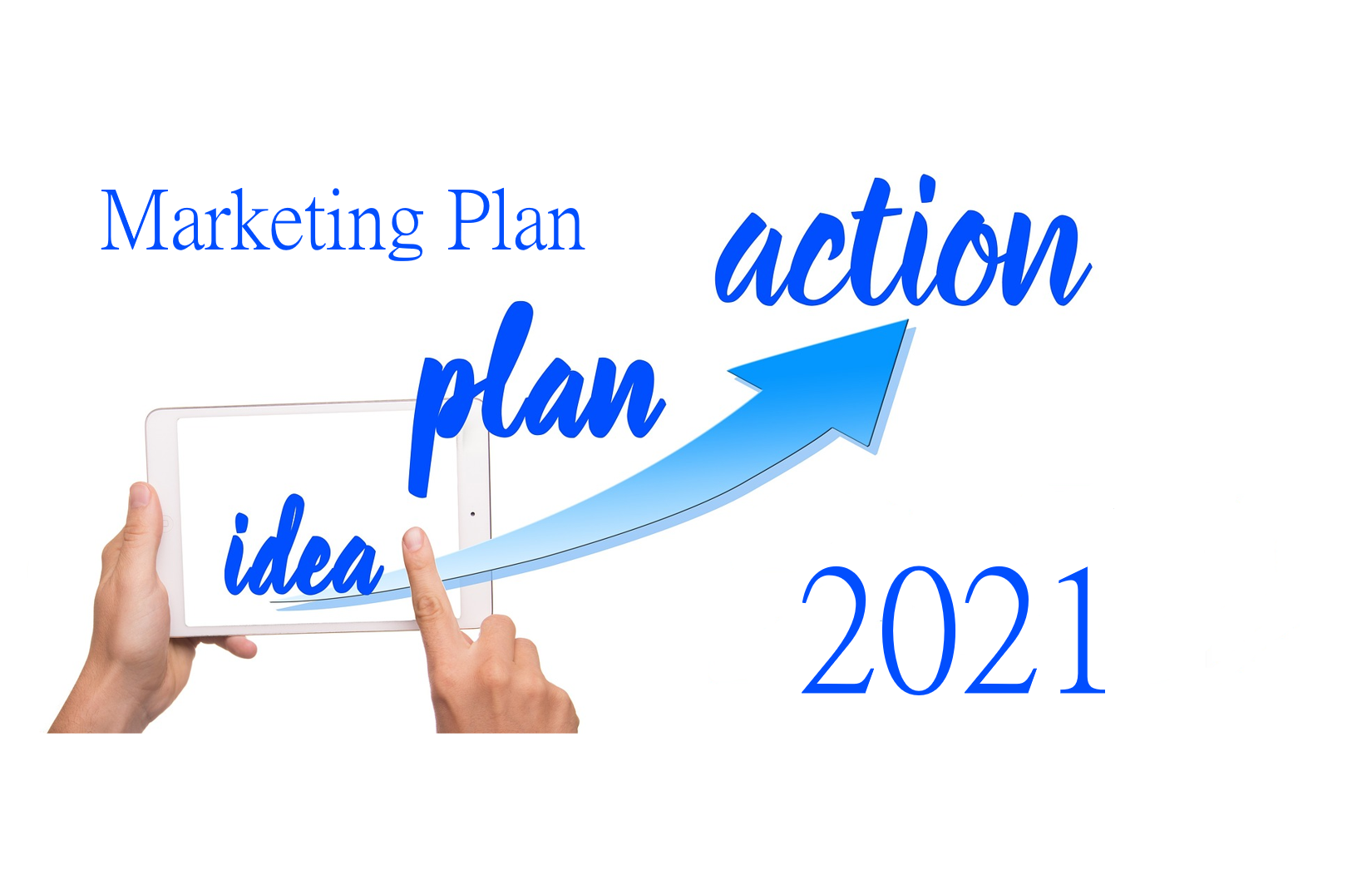 Digital Marketing Action Strategy Plan 2021
